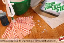 Libman Clean Your Way to 10k! / by Polly Klidaras