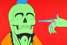 ZombieterrorspacE * / by Diana Rojas