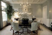 Dining Spaces / by Patricia OConnor
