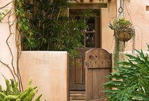 courtyard / by deborah oceanne