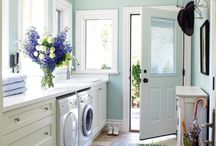 Laundry Rooms / by Tiffany Walthall