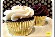 delish gluten-free desserts / by Lisa Matulis-Thomajan