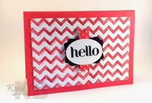 Stampin up cards / by Karen McCagh