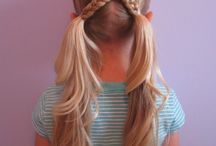 Hairstyles for my little princess! / Little girl hairstyles / by Kali Lester