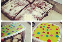 : recipe space - cupcakes and brownies : / by Katy Potaty