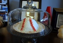 Baseball Birthday Party for the Boys??? / by Stacey B