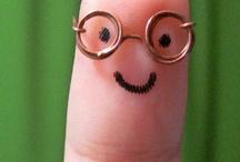 Finger people / by Melanie Davis