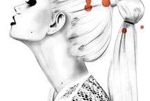 Fashion Illustration / by Mikayla Jenkins