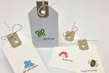 Craft Ideas - Tags / by Trisha Klowak