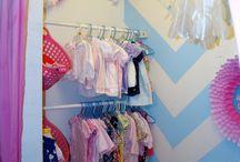 Toddler Bedroom Ideas / by Meagan Jones