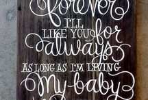 oh baby baby / Love my nephews to the moon and back. Can't wait for my own!  / by Hillary Rounds