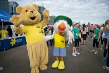 City Mile Dash / by Cancer Council