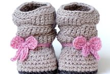 Crochet Shoes / by Jessica Rice