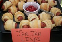 Star Wars party / These are the things we have to do! / by Drasylve