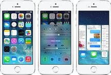 Apple IOS7 Software Good and Bad Help Reviews / I had to write an article on the Apple IOS7 upgrade why not visit my blog and read the full article. / by Handmade Greeting Cards Online UK