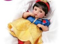 Disney dolls  / by Angela Rodriguez