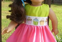 """18"""" doll clothes / by Mary Sowder"""