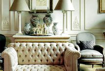 Furniture:  Traditional / by Turnstyle Vogue