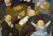Arte musical: cuadros / by Enrique Blanco Rodríguez