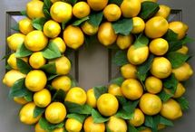 What will I do with all these lemons? / by Susan Tenney