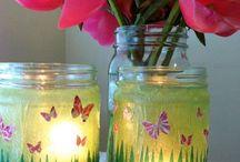 Spring /Summer Decorating  / by Pamela Garrett