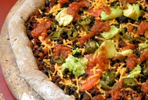 ~ Vegan Pizzas ~ / by Ginny McMeans