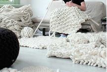 Wool - inspiration / by Vladka Cepakova