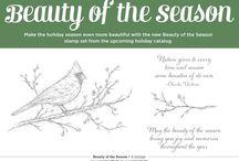 2014 Holiday Catalog SU / by Margaret Raburn