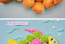 cakes, cupcakes, cookies / by Traci Ivan