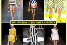 Modernized 1960s Fashion Trends / Modernized 1960s fashion trends for women / by 1960s Fashion