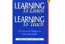 Learning - Adult / by Miriam Phillips