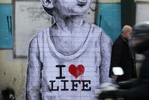 Street Art / by Aytac Gok