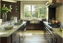 Kitchen / by Rochelle Jerla