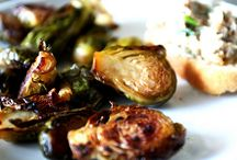 Food: Vegies/Side Dishes / by Letty Blanchard