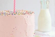 Cake! I LOVE Cake! / by Jessica Keegan