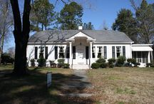 100 year old Hometown House - Remodel / by Southern Secrets Carolina Style