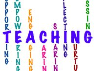 Teaching / by Rebekah Cherniss