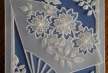 Cardmaking - Vellum/Pergamano / by Anne Crameri
