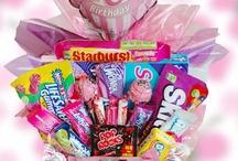 Sweet sixteen / Candy basket / by Diane B.-De F.