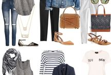 Outfits: To Wear / Outfits based on clothing items I currently own. / by Mandy Call