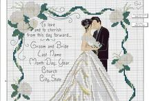 Cross Stitch - Special Occasions  / by May Jerzak