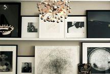 interiors - walls / by Nina Seung