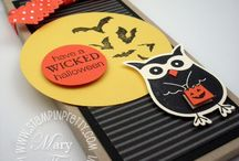 Cards-Halloween / by Michelle Walton