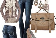 Fabulous Fashion / by Jill Anderson