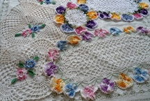 Thread Doily Filet Crochet / by Maggie's Crochet