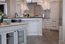 New kitchen / by Caycee Wheeler