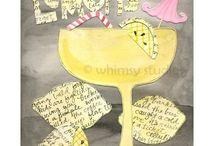 Lemon-aid / by Stefanie McGill
