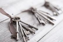 Keys / by 'Phoenix Thomas.