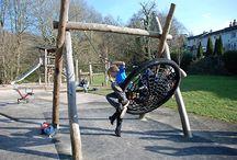 Natural Playground Inspiration / by ⚓ Maja McAllister ⚓