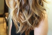hair ideas / by Kate Johnson